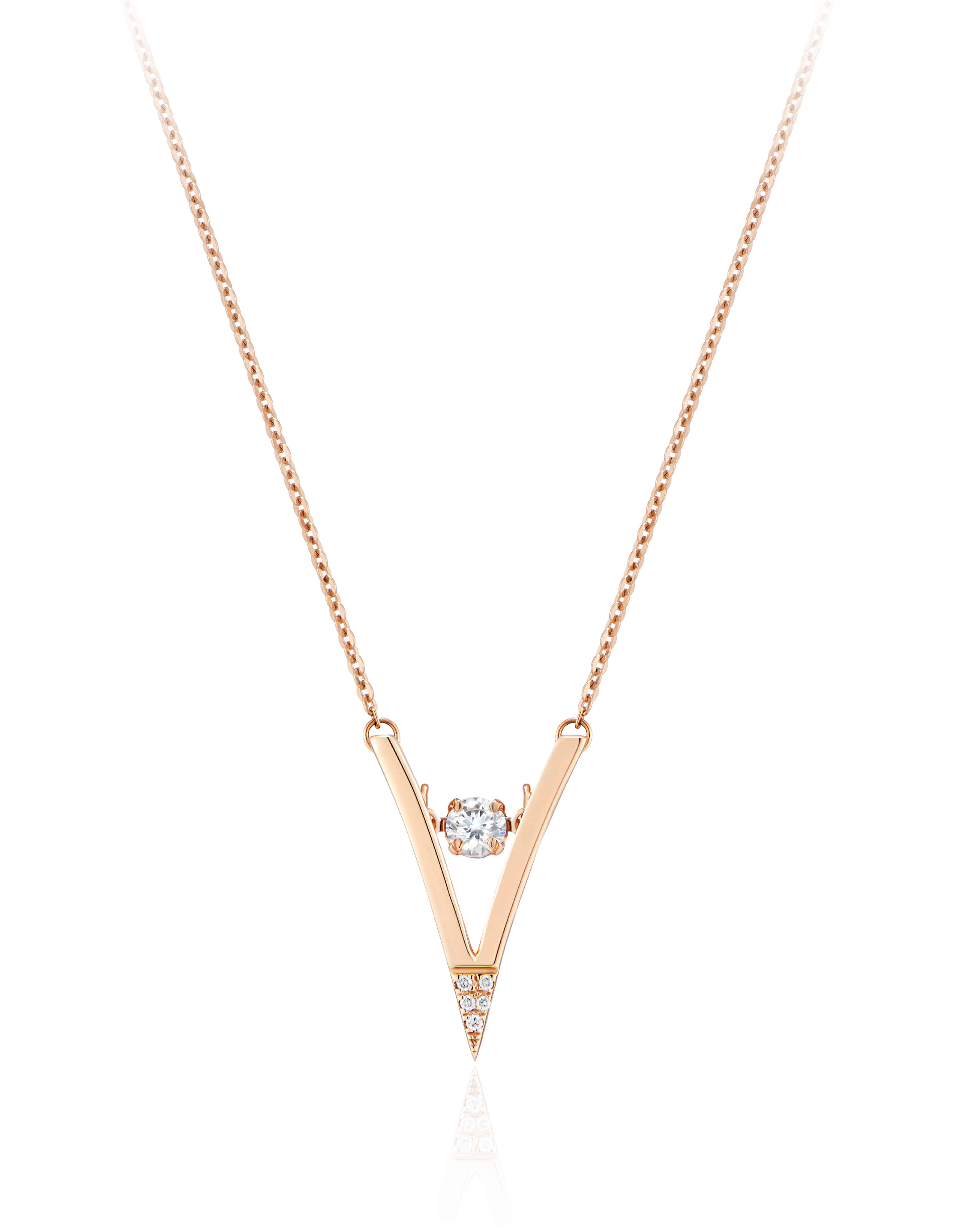 LIGNE collection_ BASE necklace